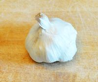 How Long Does Garlic Last And How To Tell If It Has Gone Bad Garlic Foodie Blog Saltimbocca Recipe