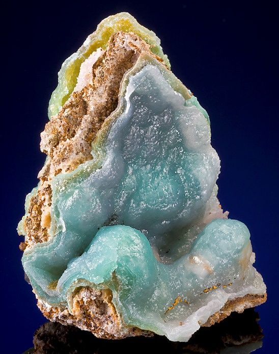 Piedra preciosa Smithsonite