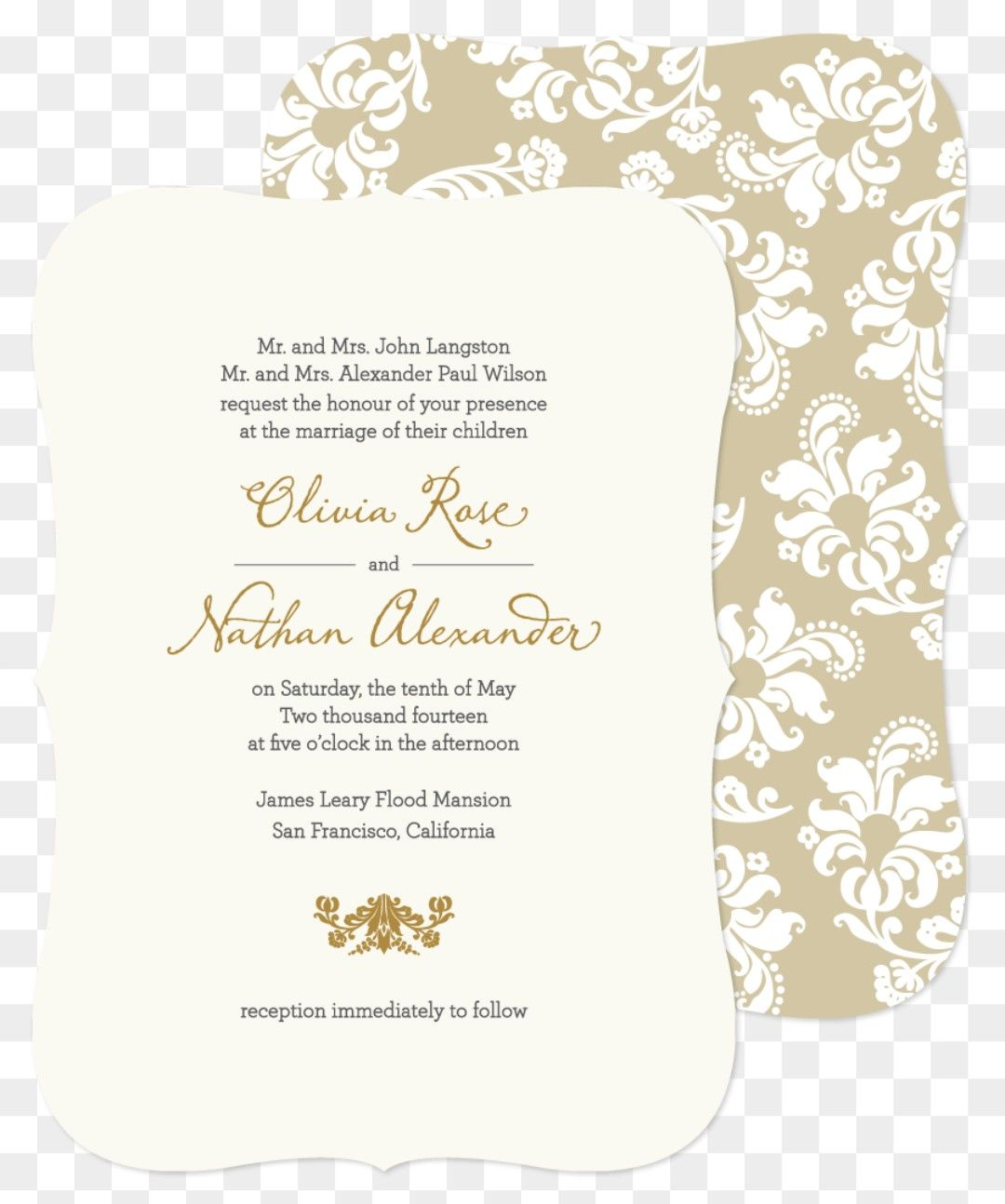 Pin by chris yancey on wedding invite examples Create