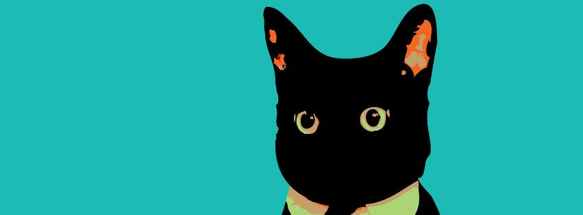Pin By Social Covers On Facebook Covers Cats Cat Memes Business Cat