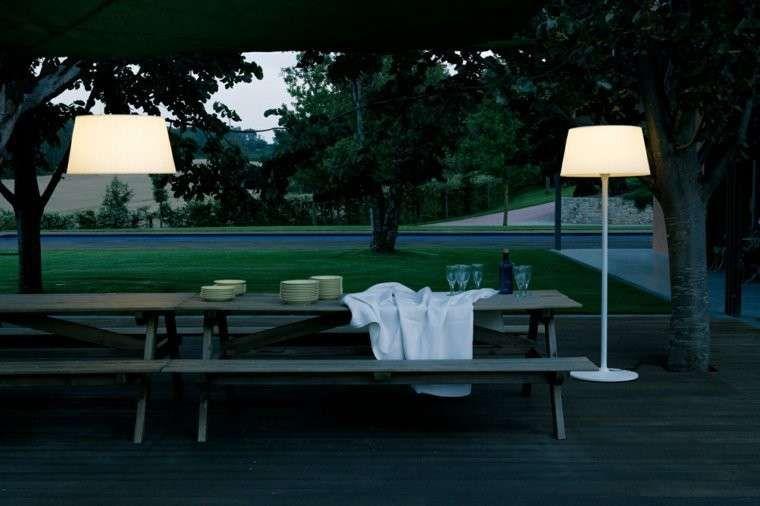Illuminazione Da Esterno A Pavimento : Lampade da giardino illuminazione giardino