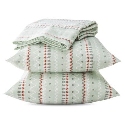 Holiday Flannel Sheets-- Skyline Gray, Red Plaid, or Grey tree ...