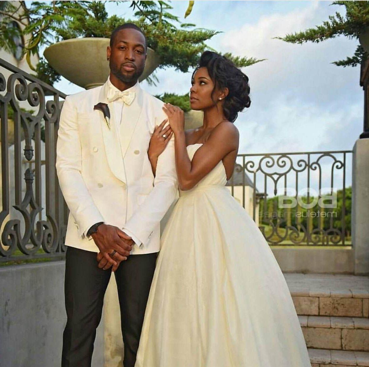 Gabrielle Union Wedding Photos : August 31 2014 Wsvn ...  Gabrielle Union Wedding Pictures