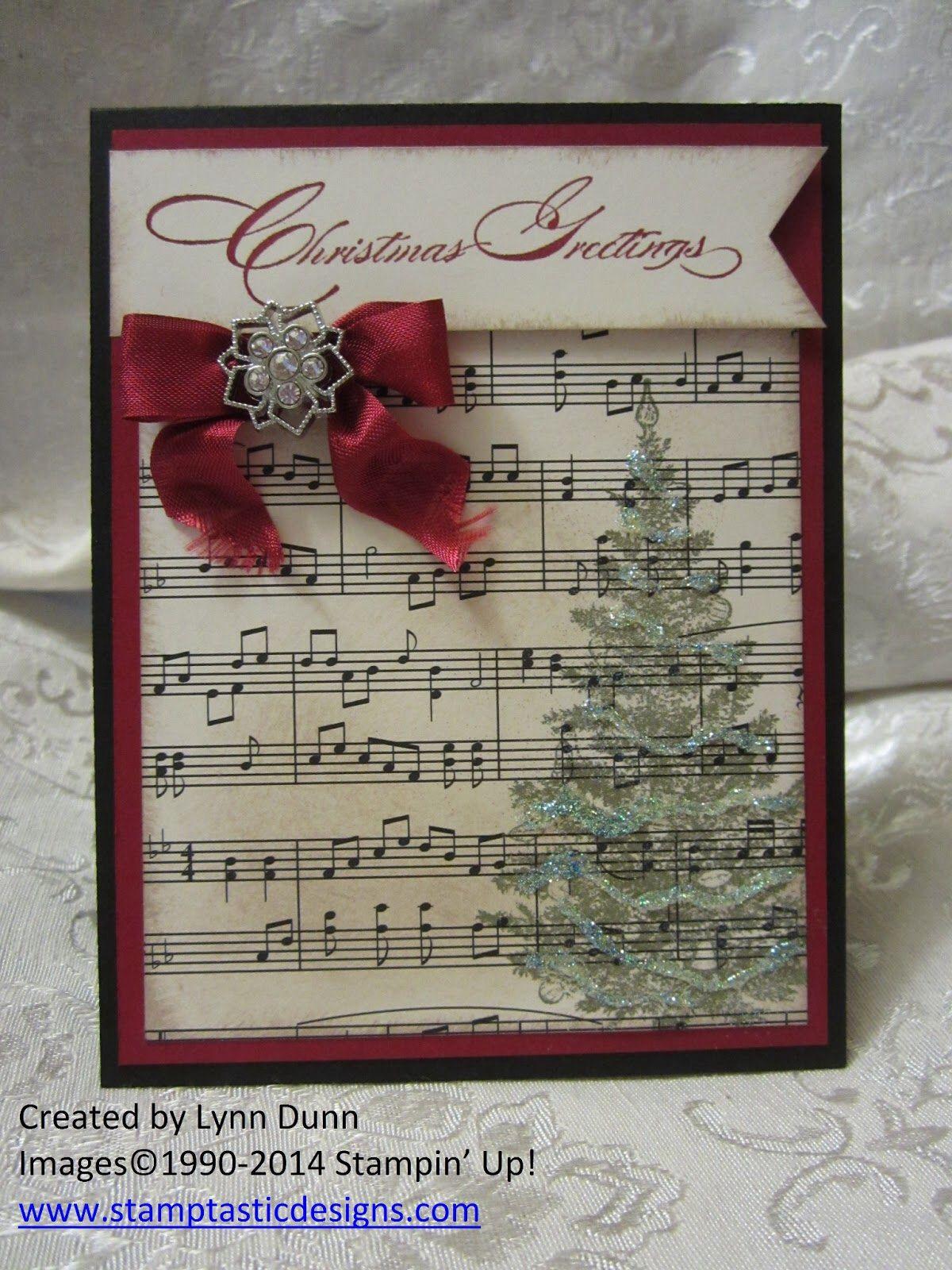 Card To Make Christmas Cards And Tags Homemade
