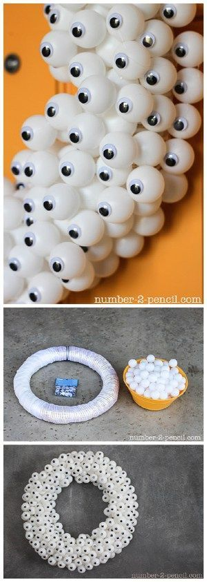 The BEST Do it Yourself Halloween Decorations {Spooktacular - halloween do it yourself decorations