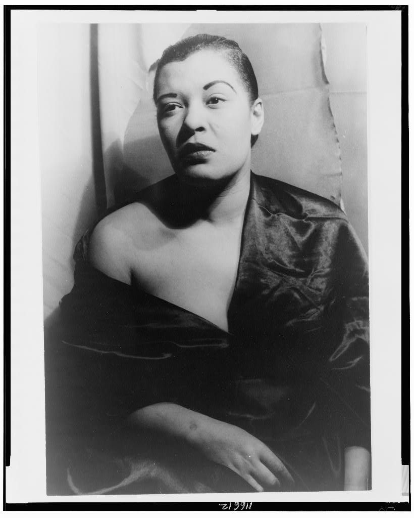 Billie Holiday As A Baby