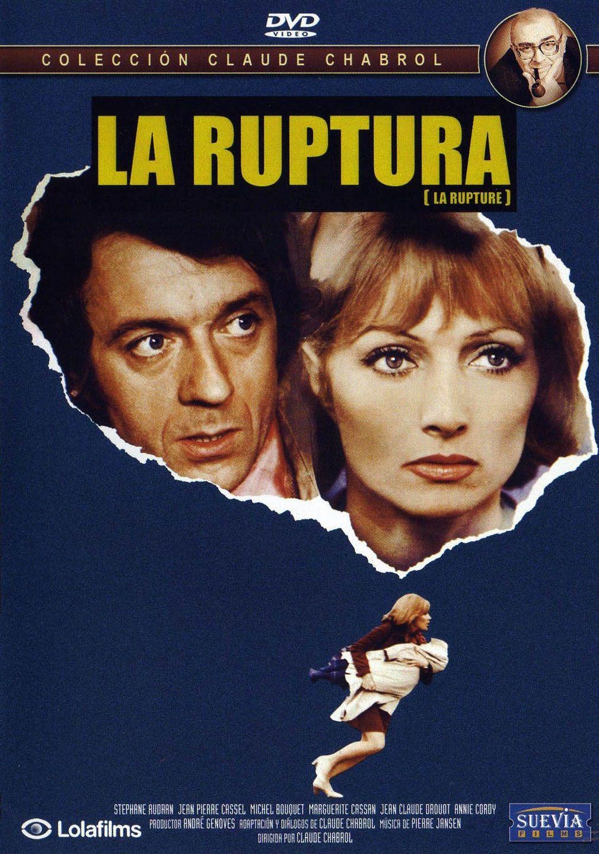 La ruptura (1970) Francia. Dir: Claude Chabrol. Drama ...