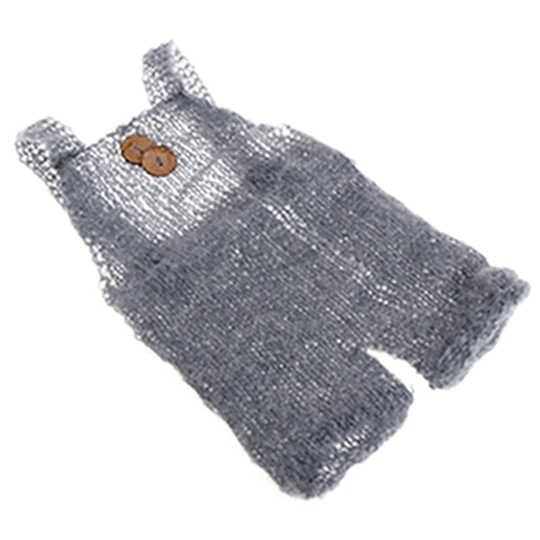 Photo of Newborn Infant Baby Boys Girls Knitted Photography Props Romper Clothing Outfits