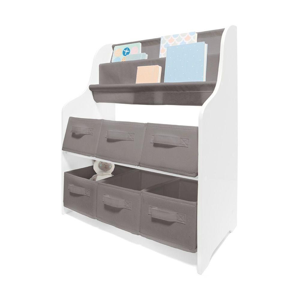 Kid Toy Organiser Wooden Storage Unit Rack Book Shelf Bookcase Bedroom Furniture Childrensstorageunits International Childrensstorageunit