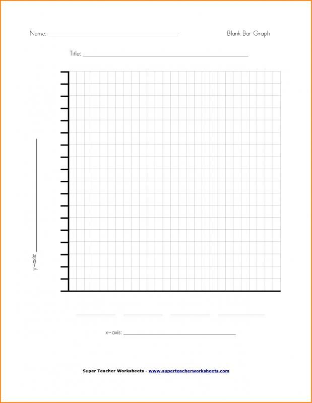 It is a photo of Bright Printable Bar Graph