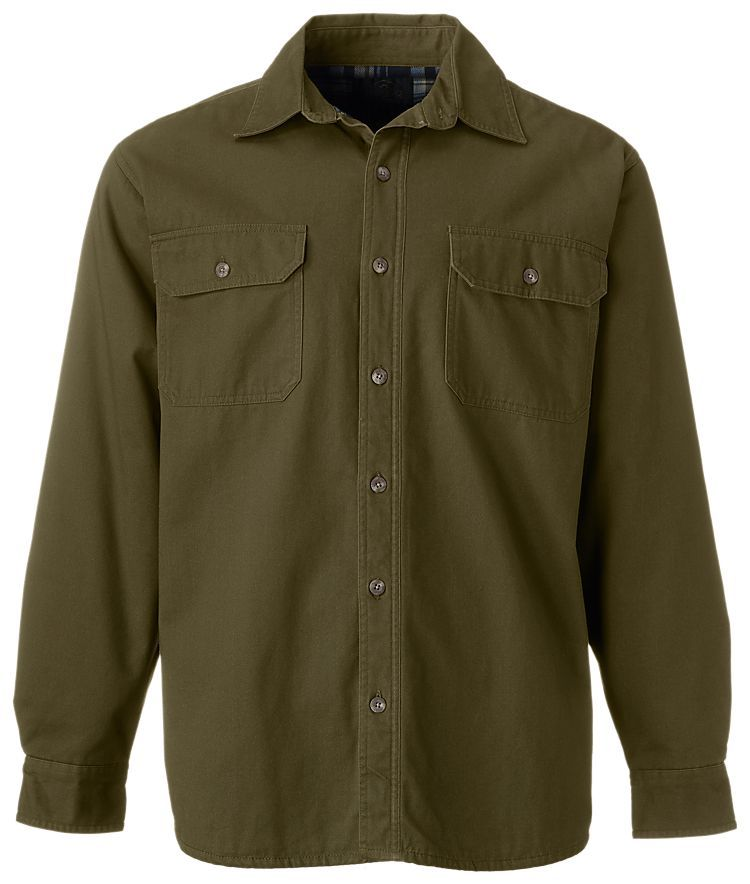 71d20671 RedHead Flannel-Lined Rock Bluff Shirt for Men - Long Sleeve | Bass Pro  Shops: The Best Hunting, Fishing, Camping & Outdoor Gear