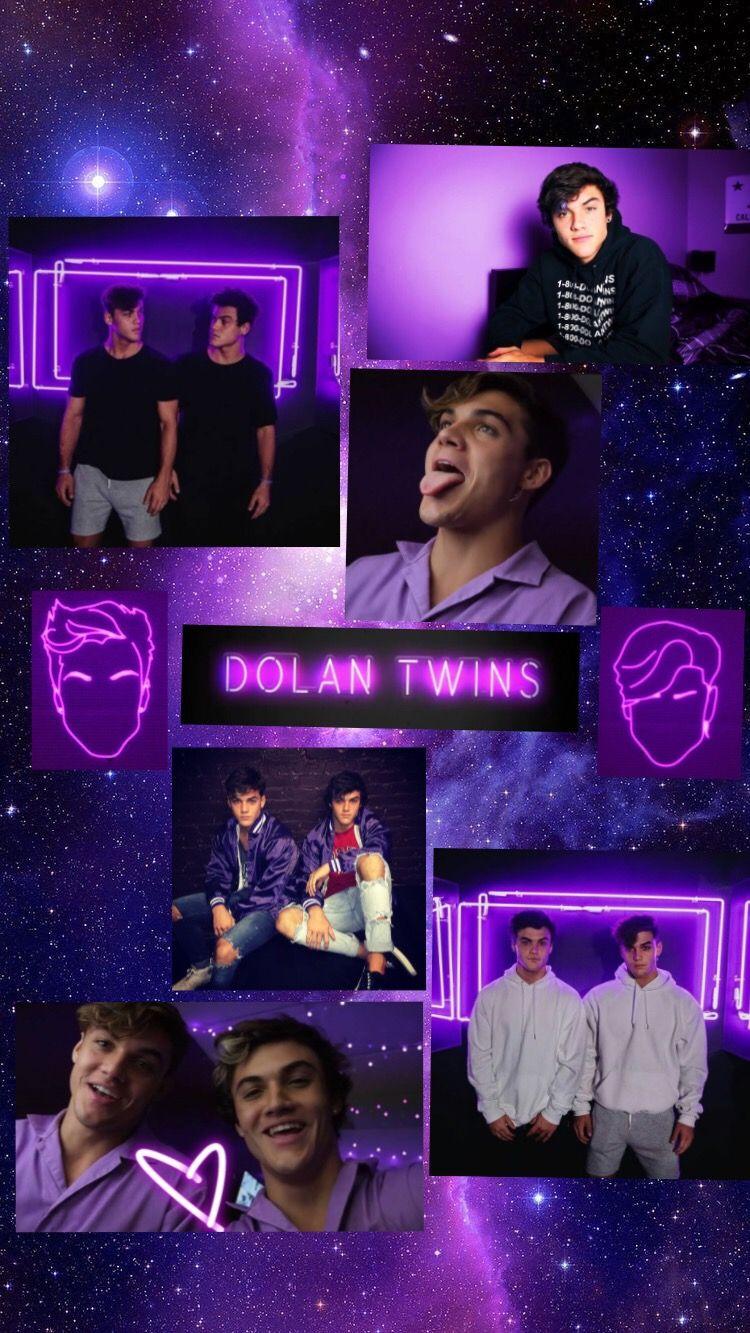 Aesthetic Dolan Twins Wallpaper