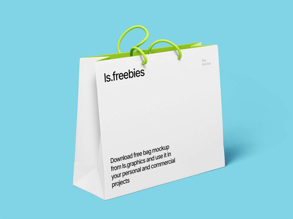 Free High Resolution Bag Mockup In 2021 Bag Mockup Free Mockup Mockup Free Psd
