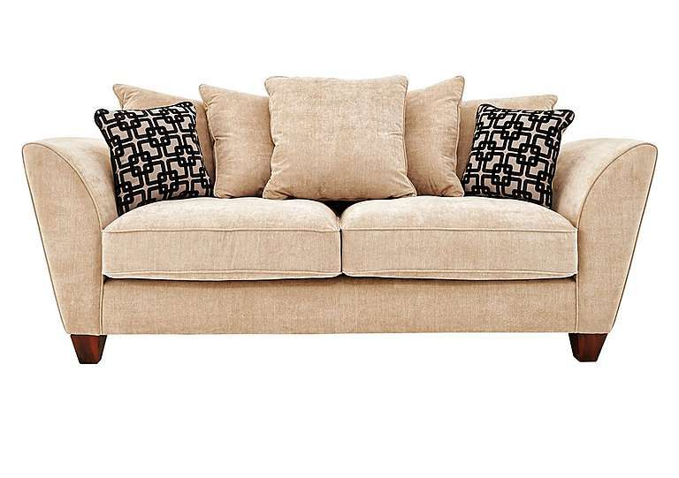 Sleeper Sofas Furniture Village Tangier Seater Fabric Sofa Luxury fort and contemporary style in one Sofa