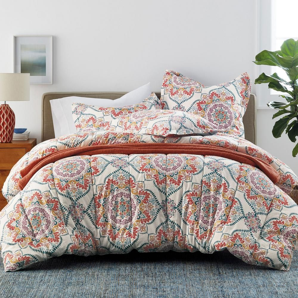 The Company Store Harrison Medallion WrinkleFree