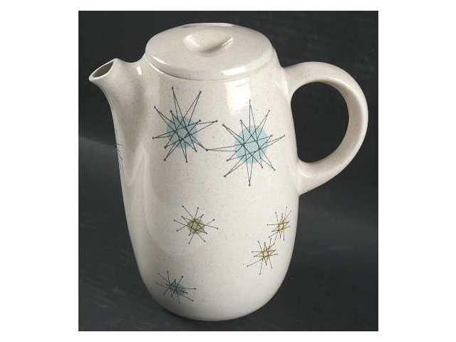 Franciscan Starburst Coffee Pot | Franciscan Starburst! I\'m Obssesed ...