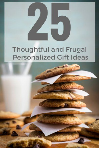 25 thoughtful and frugal personalized gift ideas frugal 25 thoughtful and frugal personalized gift ideas solutioingenieria Image collections