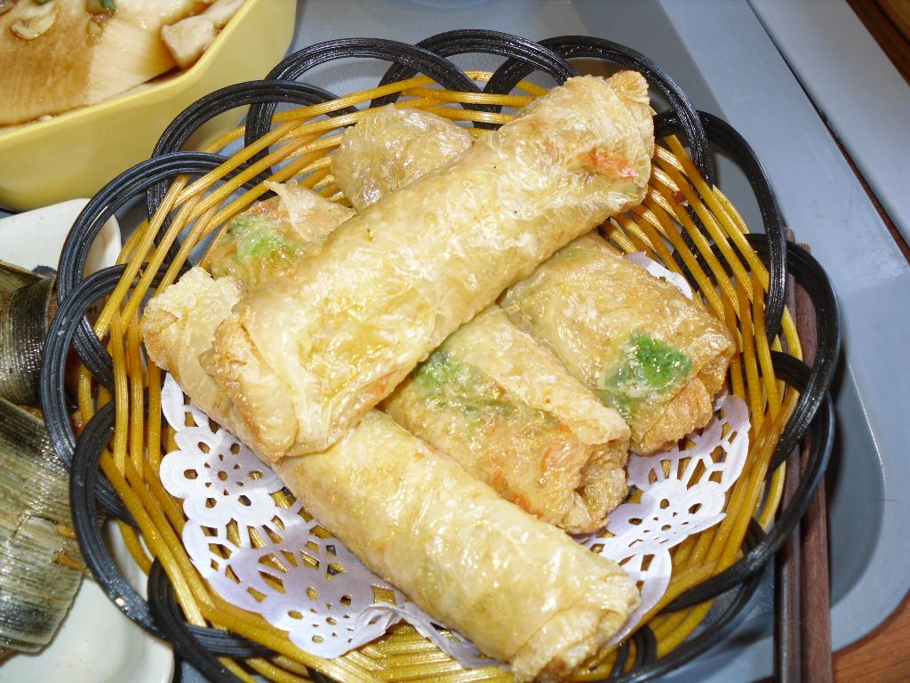 ... by AiPing Chang on Spring Rolls !! - Summer , Autumn , Winter can