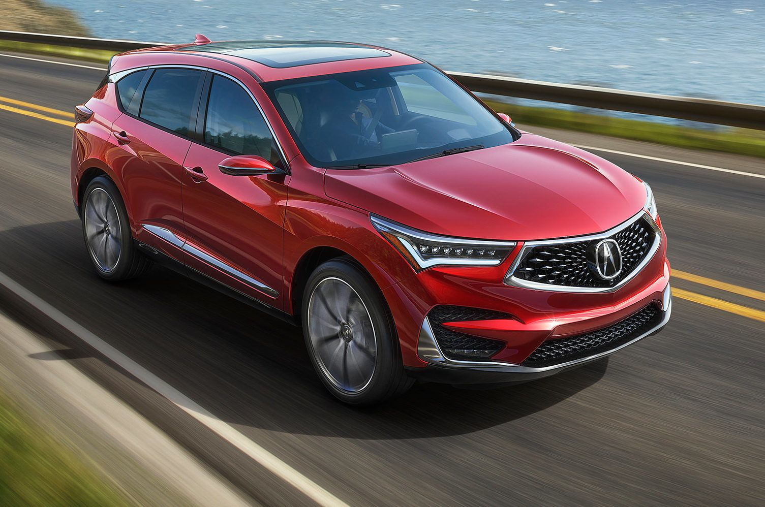 2019 Acura Rdx Prototype First Look Larger Stiffer More Powerful Acura Rdx Acura Acura Cars