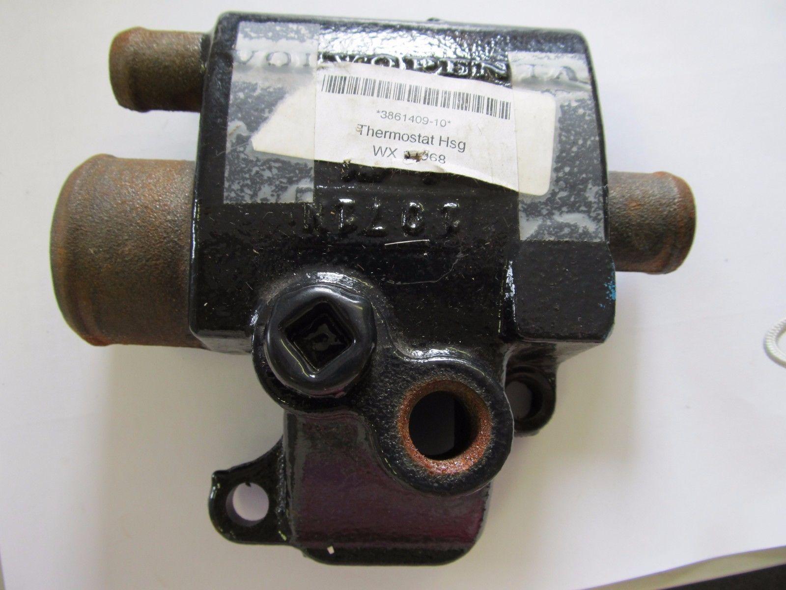 NOS OEM VOLVO PENTA 416033-9 THERMOSTAT SEAL GASKET