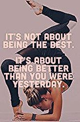 #beautiful #Fitness #Guaranteed #Life #MOTIVATIONAL #Quotes #Simple It's not about being the best. I...