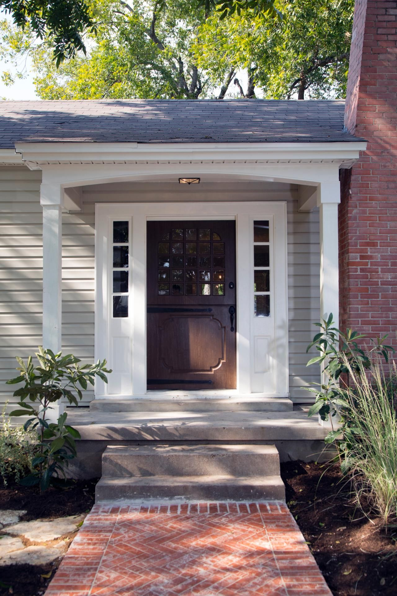 Maximum Value Home Exterior Projects Doors Front Porch