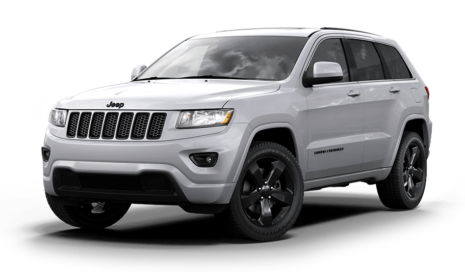 The 2015 Grand Cherokee Altitude Features Exclusive Accents Including 20 Inch Black High Gloss Wheels An 8 Jeep