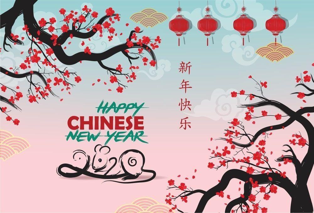 Ano Nuevo Chino Rata