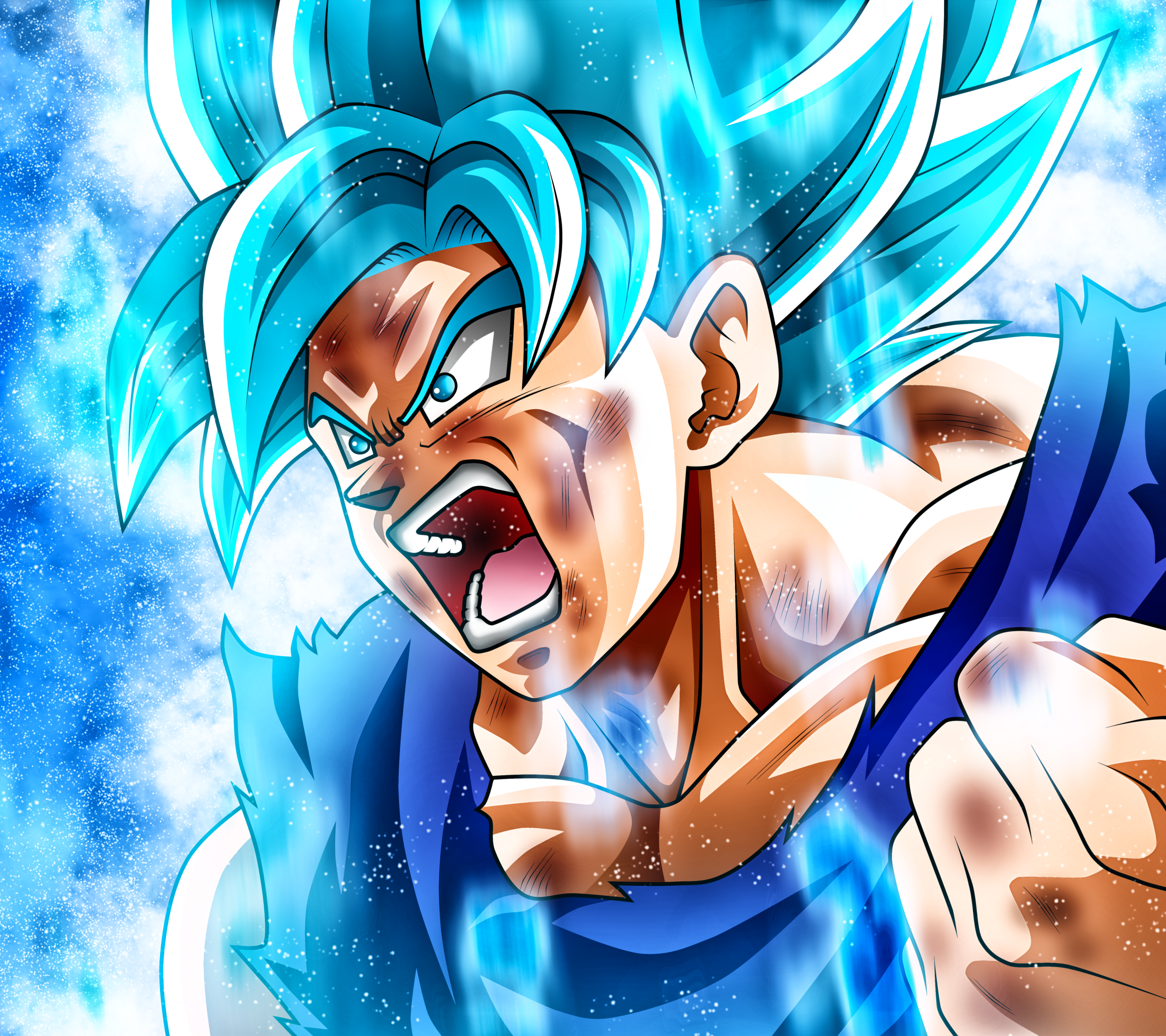 Download This Wallpaper Anime Dragon Ball Super 2880x2560 For All