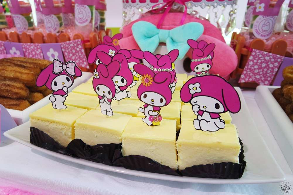 Sanrio My Melody Birthday Party Ideas