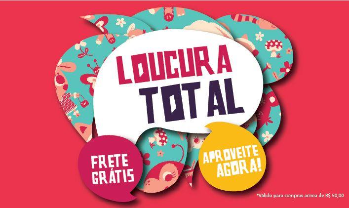 Entre no site www.loucasporcosmeticos.com.br e faça suas compras!