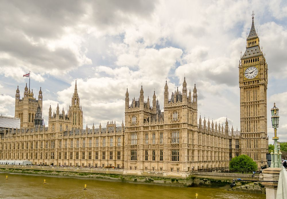 Houses of Parliament and offices for legal roles