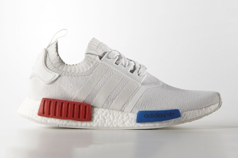 adidas nmd mens red white blue off 51