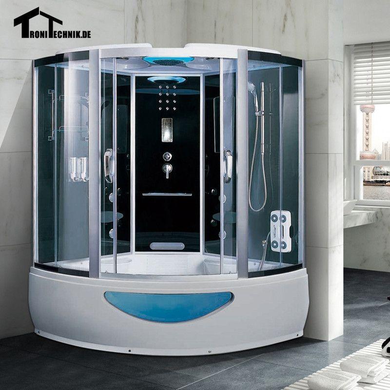 Steam Shower cabin | Massage Bath | Corner Cabin | Cubicle Enclosure ...