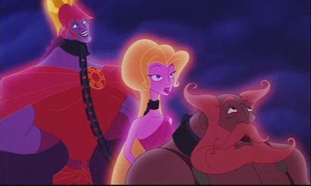 Ares Aphrodite And Hephaestus Percy Jackson Disney Disney