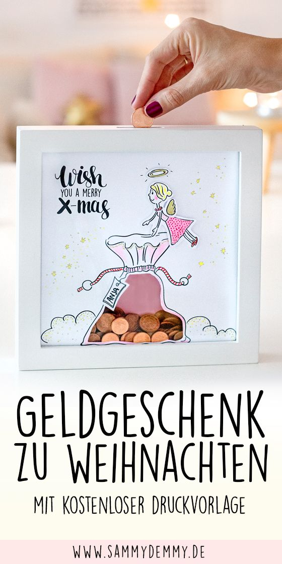 Geldgeschenk Ideen Fur Weihnachten Diy Geldgeschenke Selber Machen
