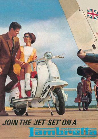vintage lambretta innocenti posters - Google Search | lambretta ...