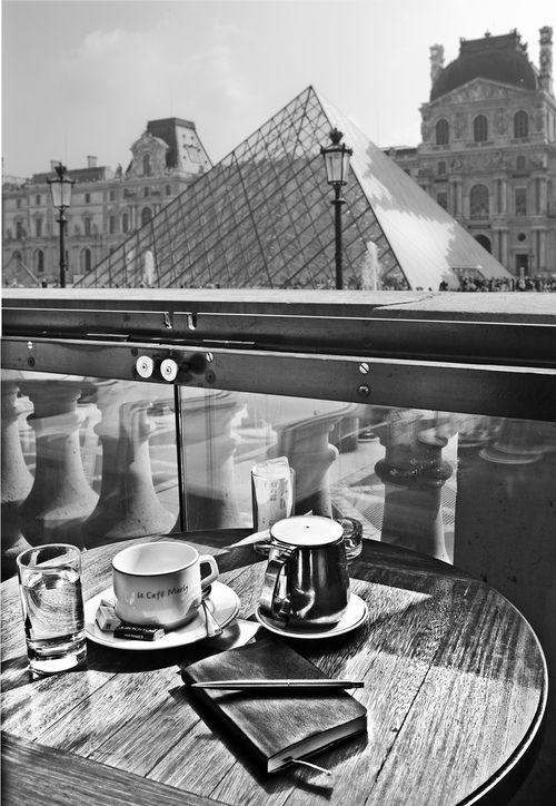 Le cafe Marly, musee du LouvrebyNico Geerlings