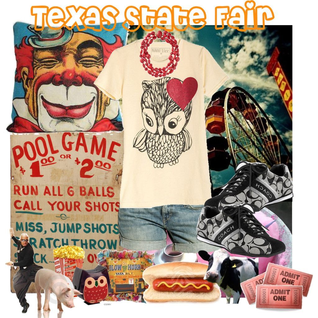 Texas State Fair #texastwinkies State Fairs...popcorn, salt water taffy, candy apples, fried ANYTHING, funnel cakes, cotton candy, turkey legs, corn dogs, lemonade, hotdogs.....I could go on and on..... #texastwinkies