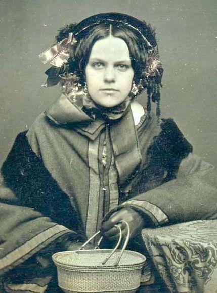 Vintage Aktbilder von Frauen