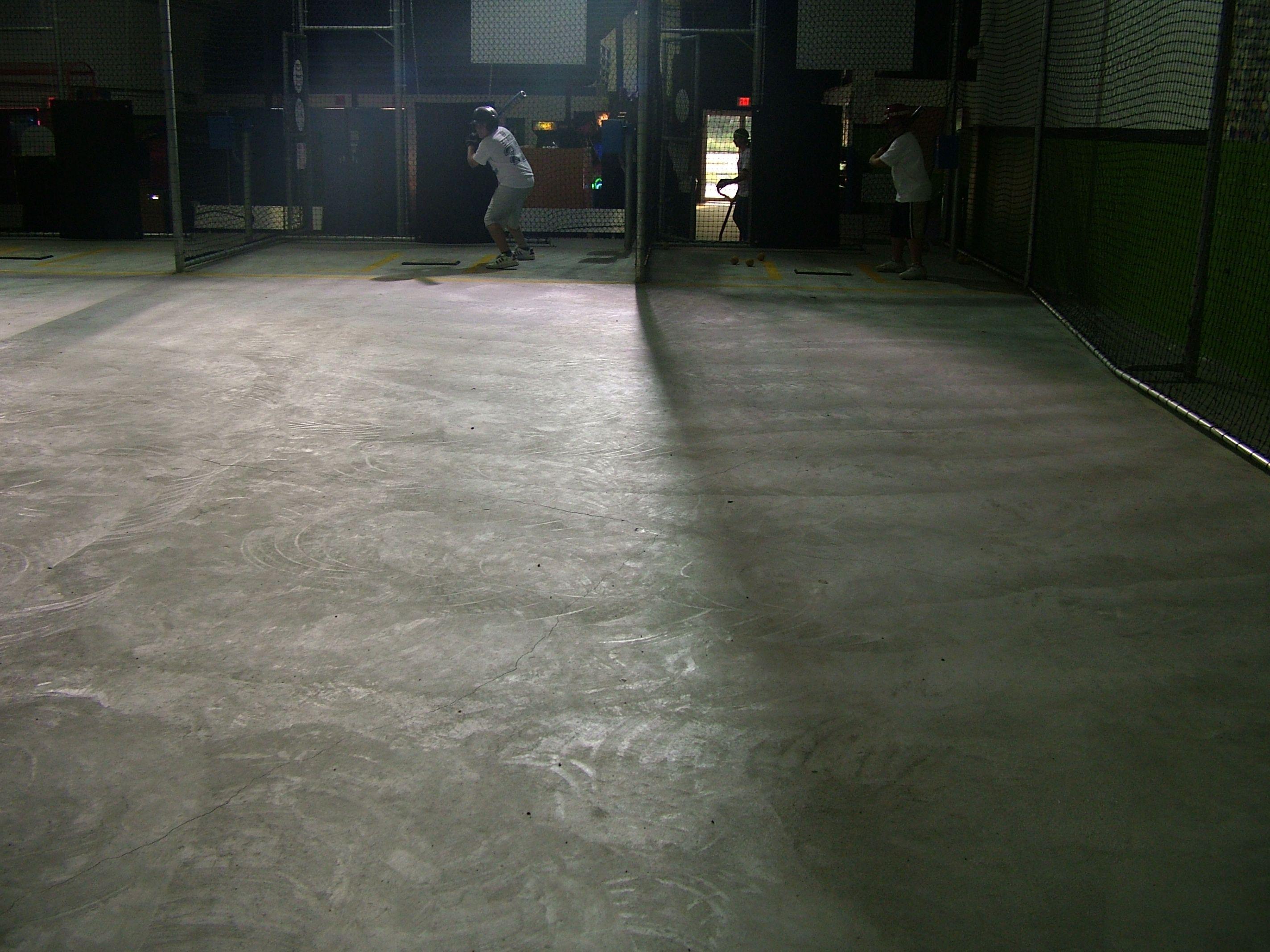 indoor batting cages batting cages pinterest
