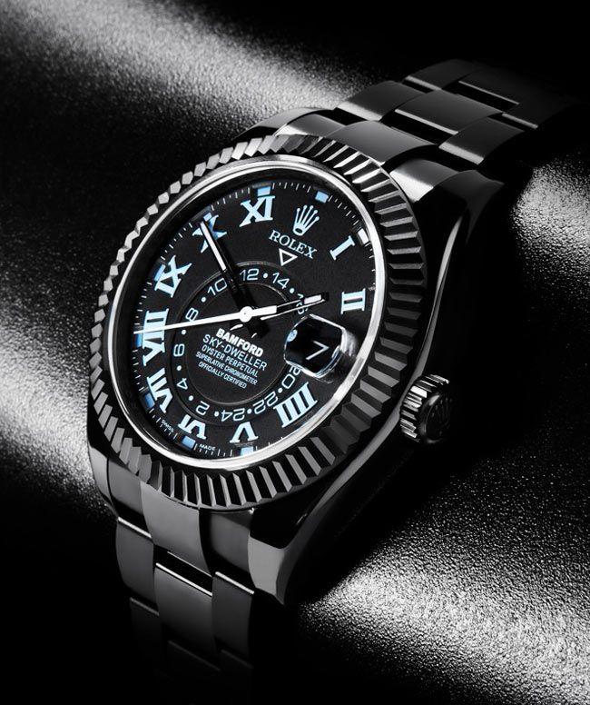 Women Rolex Sky Dweller Watches