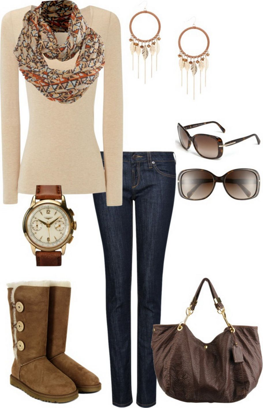 Ugg Boot Outfits Pinterest