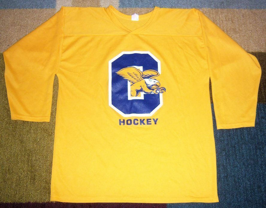 the latest 9aaa9 993b8 RARE Authentic/Licensed CANISIUS COLLEGE Golden Griffins ...