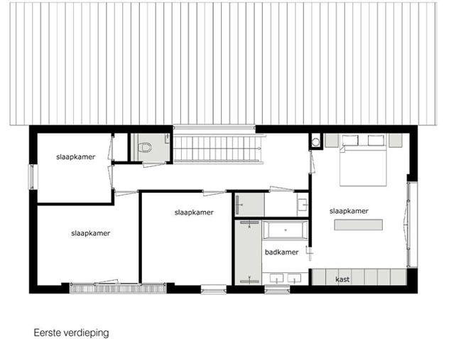 ontwerp woning Nieuwkoop - nieuwbouwwoning door architect