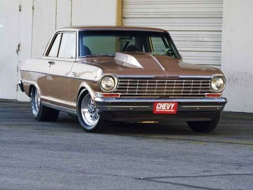 1964 Chevy Nova   Dream Garage