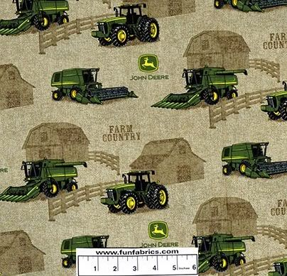John Deere Fabric For Room 1 Ideas For The New House Pinterest