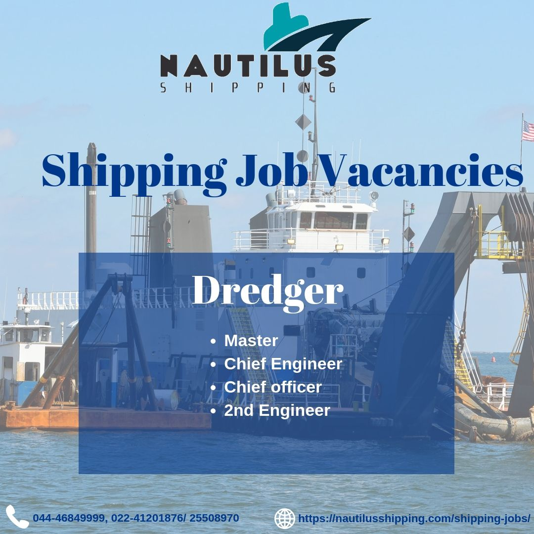 Pin by Nautilus Shipping India on Shipping Jobs | Chief officer
