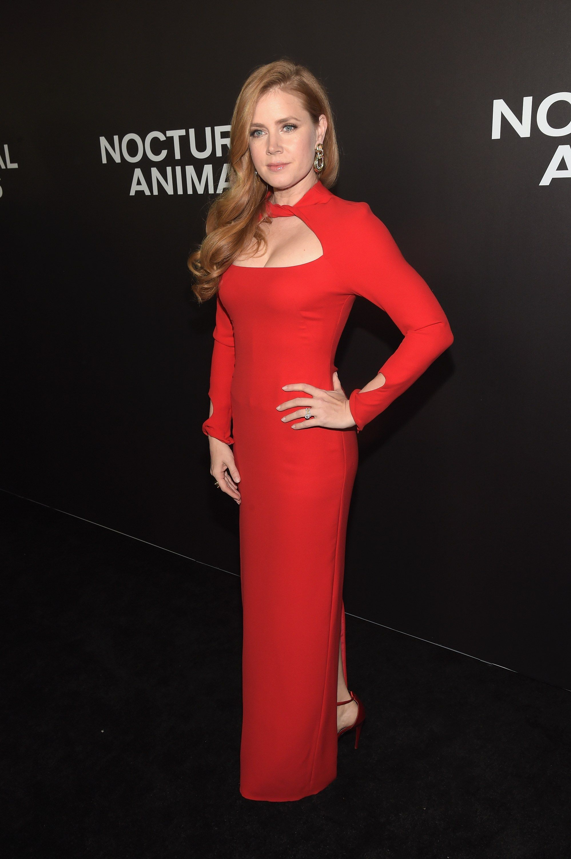 Amy Adams Can T Lose When Her Director Is Also Her Designer Amy