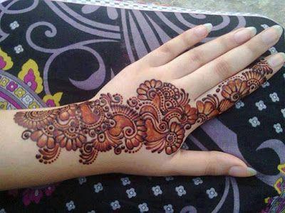Mehndi Designs Punjabi : Latest stunning punjabi mehendi designs for girls eid